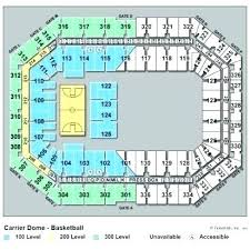 Georgia Dome Seating Map Herbalkecantikan Info