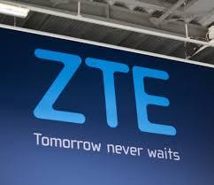ZTE Blade 20 Pro 5G se muestra en un ...