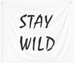 Quote Tapestry 90 Stunning Stay Wildbad Habitsquotes Sayings Motivational Quote
