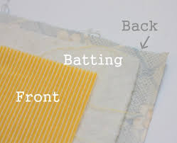 Batting and Backing 101 - Diary of a Quilter - a quilt blog & Size: you want your batting to be slightly larger than your quilt top  (front) and slightly smaller than your quilt back. In other words the  backing should ... Adamdwight.com