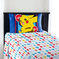 pokemon bedding sets full size queen bed sheets king