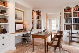 home office decorating ideas nyc. Grey Croft - Traditional Home Office New York Scot Samuelson, AIA/NCARB Client Chair Ideas Decorating Nyc