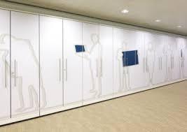office wall storage. Office Storagewall. Reception Storage Wall