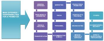 Event Organizational Chart The Role Of The Nfs Organizers