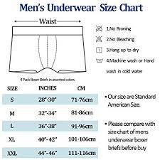 Men S Briefs Size Chart Omechy Mens Boxer Briefs Mens Underwear Soft Cotton 3d Pouch 1 Pack Black