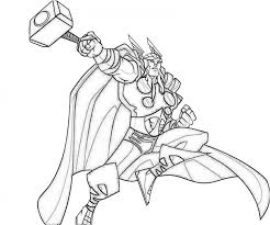 Small Picture Get This Free Thor Coloring Pages to Print 39122