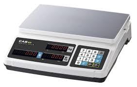 Торговые весы Профессиональное оборудование для торговли и банков cas pr 6