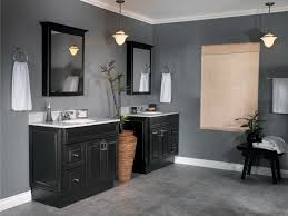 astonishing image of bathroom decoration using dark vanity in small bathroom amazing grey bathroom decoration
