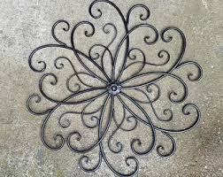 large metal wall art large wrought iron wall decor scrolled metal cvlxqvy on ornamental iron wall art with decorative wrought iron wall decor and art pickndecor