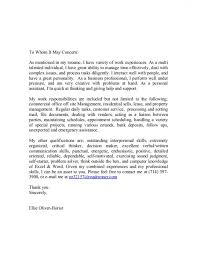 Free Download Sample Cover Letter Mercial Real Estate Management