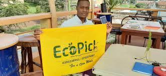Ecopickug - OUR TEAM Meet Emmanuel Ogwang our Business...   Facebook