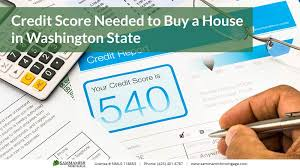 Credit Score Breakdown Pie Chart Credit Score Needed To Buy A Home In Washington State