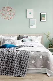 Skandinavisch Einrichten Schlafzimmer Ideen Fellauflage