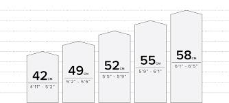 35 Abundant Bike Size Chart 700c