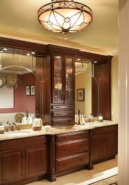 Cabinet And Lighting Bathroom Vanity Cabinets And Lighting Traditionalbathroom Cabinet