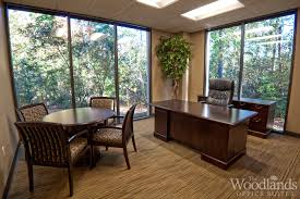 office corner. Office Corner. Corner Suites Offer A Spectacular View Of The Woodlands F