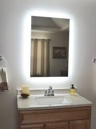 Vanity : Modern Mirror All Mirror Vanity Side Lights For Bathroom ...