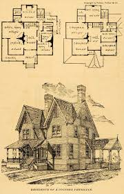 Doug Herron Residential Designs 1890 Print Residence Architectural Design Floor Plans