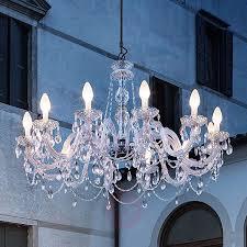 drylight s12 12 bulb outdoor led chandelier 6517245 01