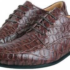 harga gagigakac men s the british leather crocodile grain casual oxfords shoes in malaysia