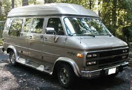 1996 Chevrolet Chevy Van - Information and photos - ZombieDrive