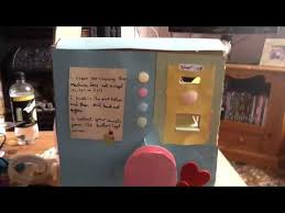 Slime Vending Machine Awesome My Homemade Slime Vending Machine YouTube