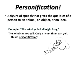 personification ppt video online  6 personification