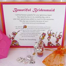 about creative bridesmaid gifts captured wish