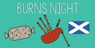 It may have been around for two centuries but burns night has been given a suitably 2019 update: Burns Night Activities For Kids