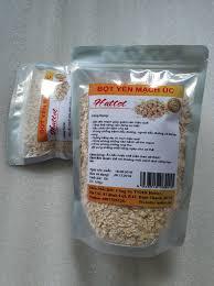 Bột yến mạch Úc cán dẹt nguyên chất 1Kg, giá tốt nhất 139,000đ! Mua nhanh  tay!