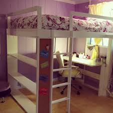 Teen Loft Bed Do It Yourself Home Projects From Ana White Inside Teens Room  Loft ...