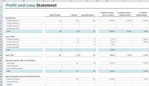 Income Statement Format Excel 001 Template Ideas Excel Income Statement Ulyssesroom