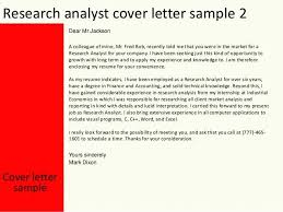 Market Research Analyst Resume Objective Sample Market Research