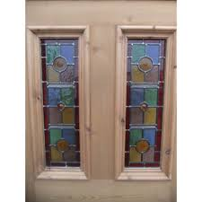 glass panel door modern home house design ideas for stained glass door panels ideas