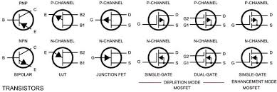 electrical schematic symbols s and identifications electrical wiring schematic diagram symbols transistors