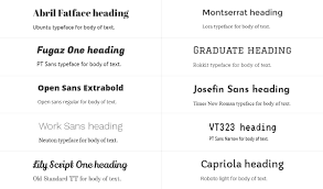 Newspaper Fonts Newspaper Theme How To Use Typography Effectively On Your