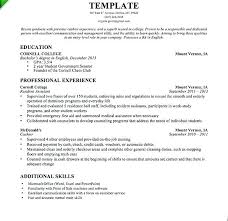 Cashier Resume Description Beauteous Cashier Resume Example Retail Sample Charming Experience Beautiful
