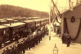 Финляндию и Россию объединяет общая история железных дорог История финских и российских железных дорог тесно связана Фото с сайта e