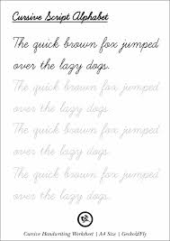 Worksheet Template : Practice Penmanship – Free Abc's Printable ...