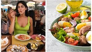 <b>7</b> любимых <b>салатов</b> француженок, которые они едят летом