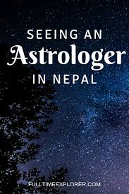 Seeing An Astrologer In Nepal What Its Like Full Time