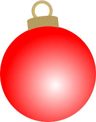 red christmas ornaments clipart. Simple Christmas Red Christmas Ornament Clipart 1 For Ornaments I