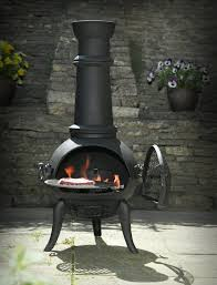 chimineas have a long history and were believed to have originated mexico where they were used by ancient tribes burning coals and wood in your cast iron