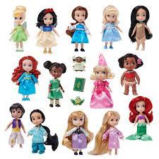 Disney Animators' <b>Collection</b> Mini Doll <b>Gift Set</b> – 5'' | shopDisney