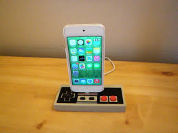 Nintendo NES iPhone 5 8 charging dock controller