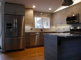 Bellevue Modern  Tone Kitchen Remodel - Modern kitchen remodel