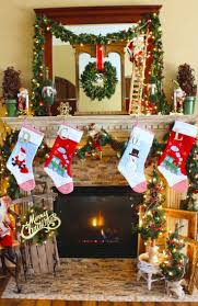 72 best Christmas mantle Ideas from The Barn Nursery, Chattanooga ...
