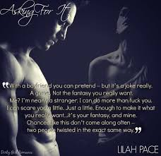 Asking for It (Asking for It, #1) by Lilah Pace — Reviews ... via Relatably.com
