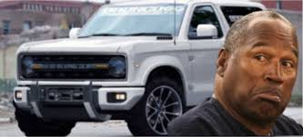 ford bronco 2018 white. wonderful ford shocking news just released by ford motor company and plans to supply oj  simpson a new white 2018 newly full size bronco marketing  for ford bronco