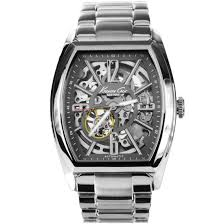 kenneth cole automatic skeleton dial mens watch kc9033